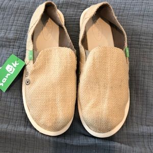 Sanuk Multiple Donna Cruz Cream
